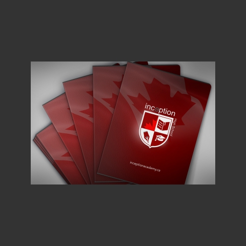 Inception Academy Folder